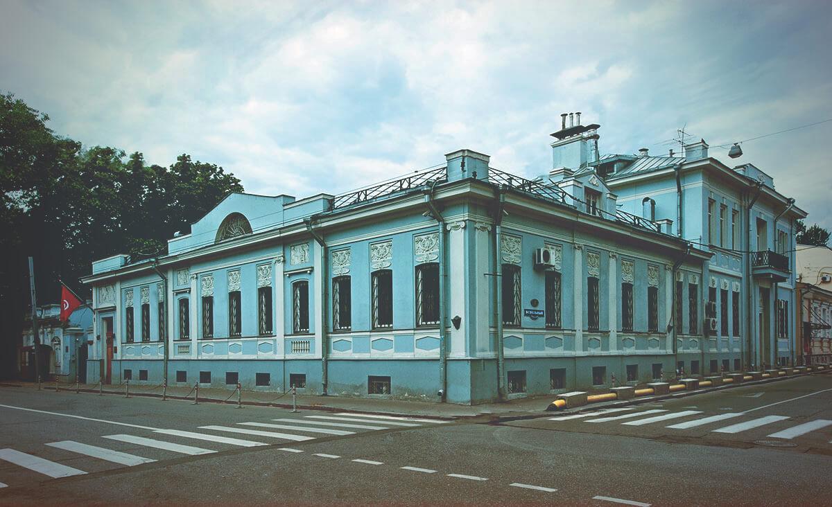Дом Берии