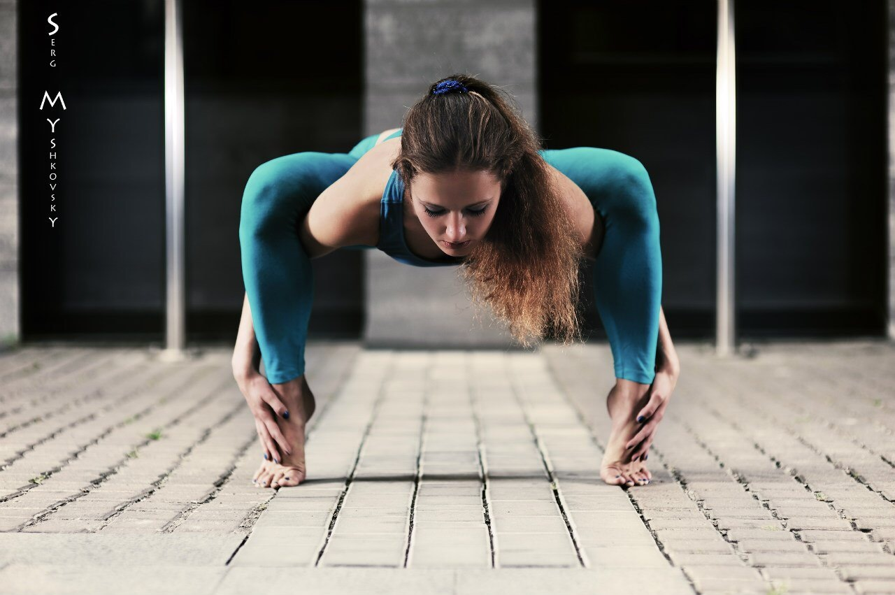Йога тренинг