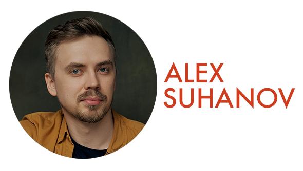 ALEX SUHANOV photographer