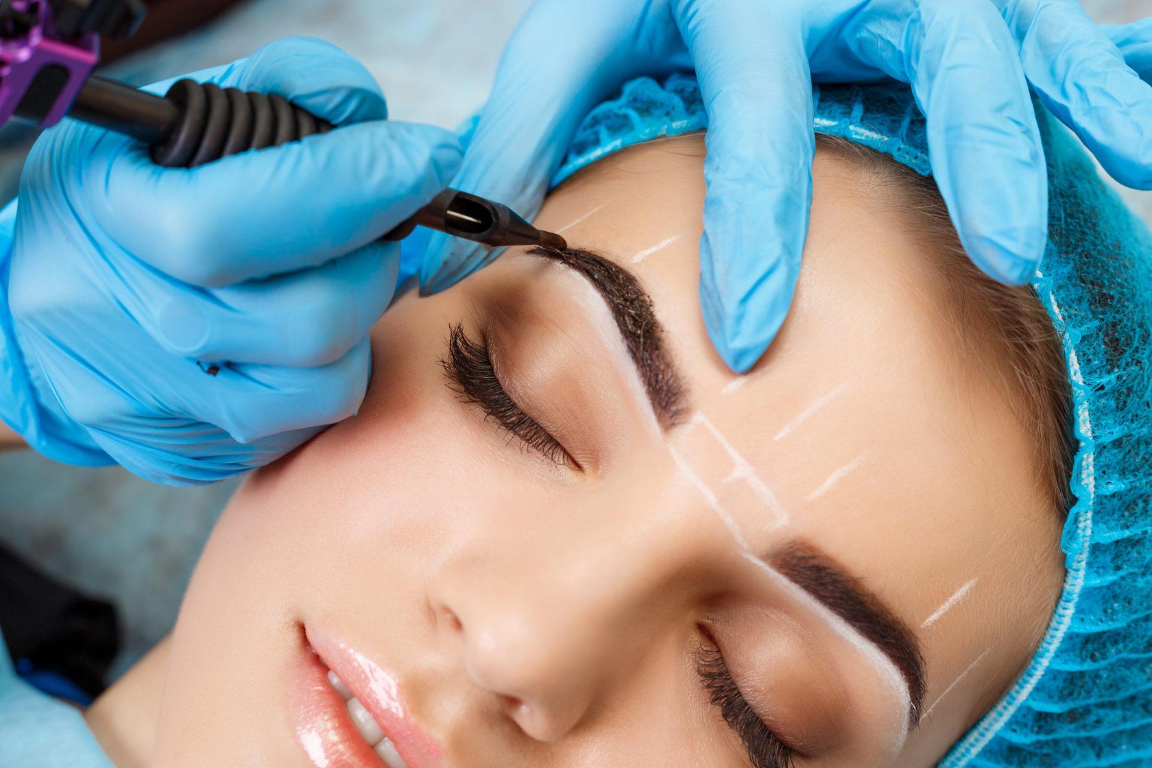 Перманентный макияж: особенности техники