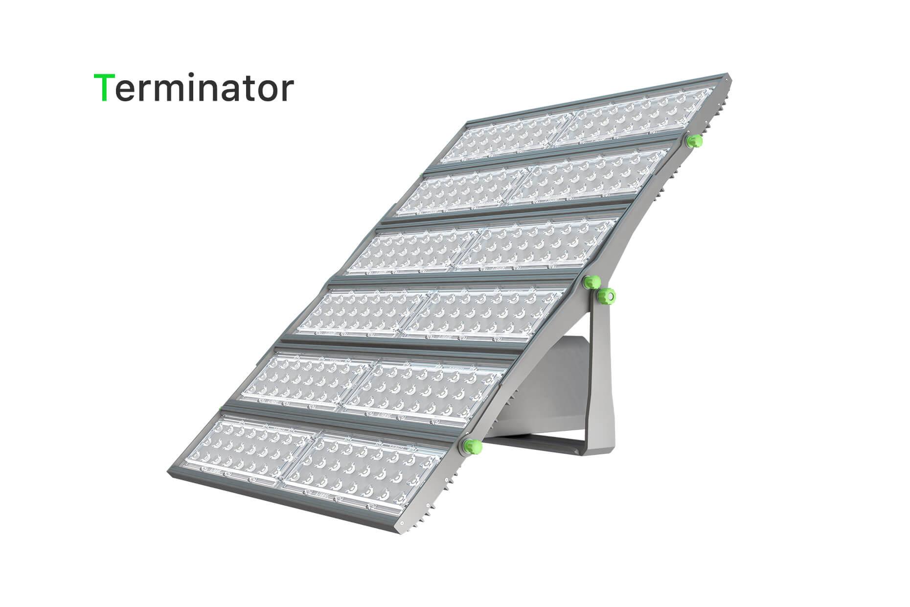 Промышленный светодиодный светильник Fitons Prom 60 Terminator
