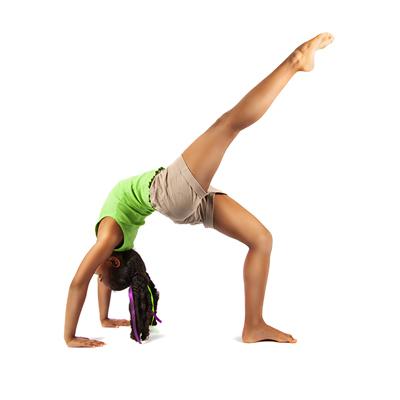 Гимнастический центр KrohaGym: гимнастика для детей от 7 до 12 лет