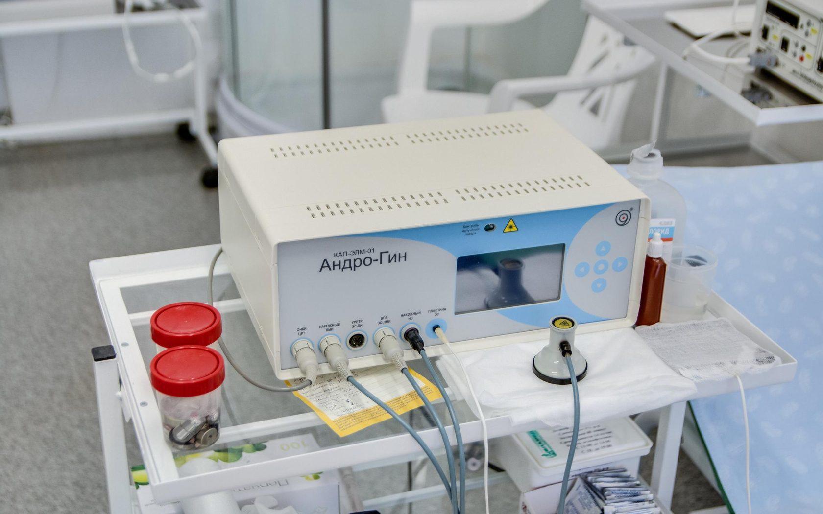 Простатит андро гин обзор аппаратов для лечения простатита