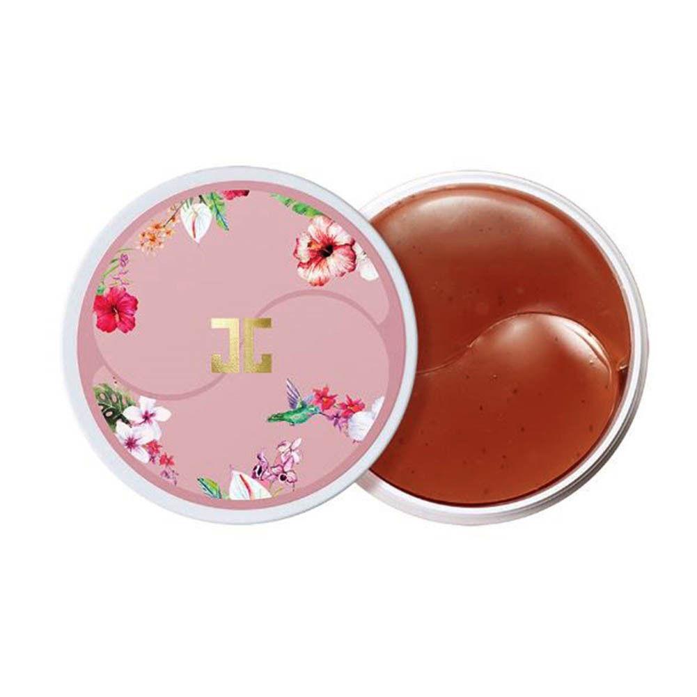 Патчи с цветами гибискуса JayJun Roselle Tea Eye Gel Patch