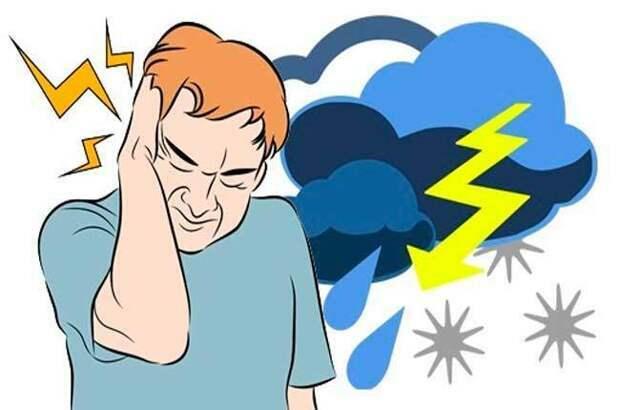 болит голова на погоду