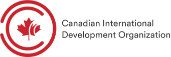 Canadian International Development Organization Logo