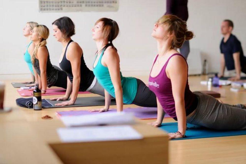 Йога в Киеве для начинающих
