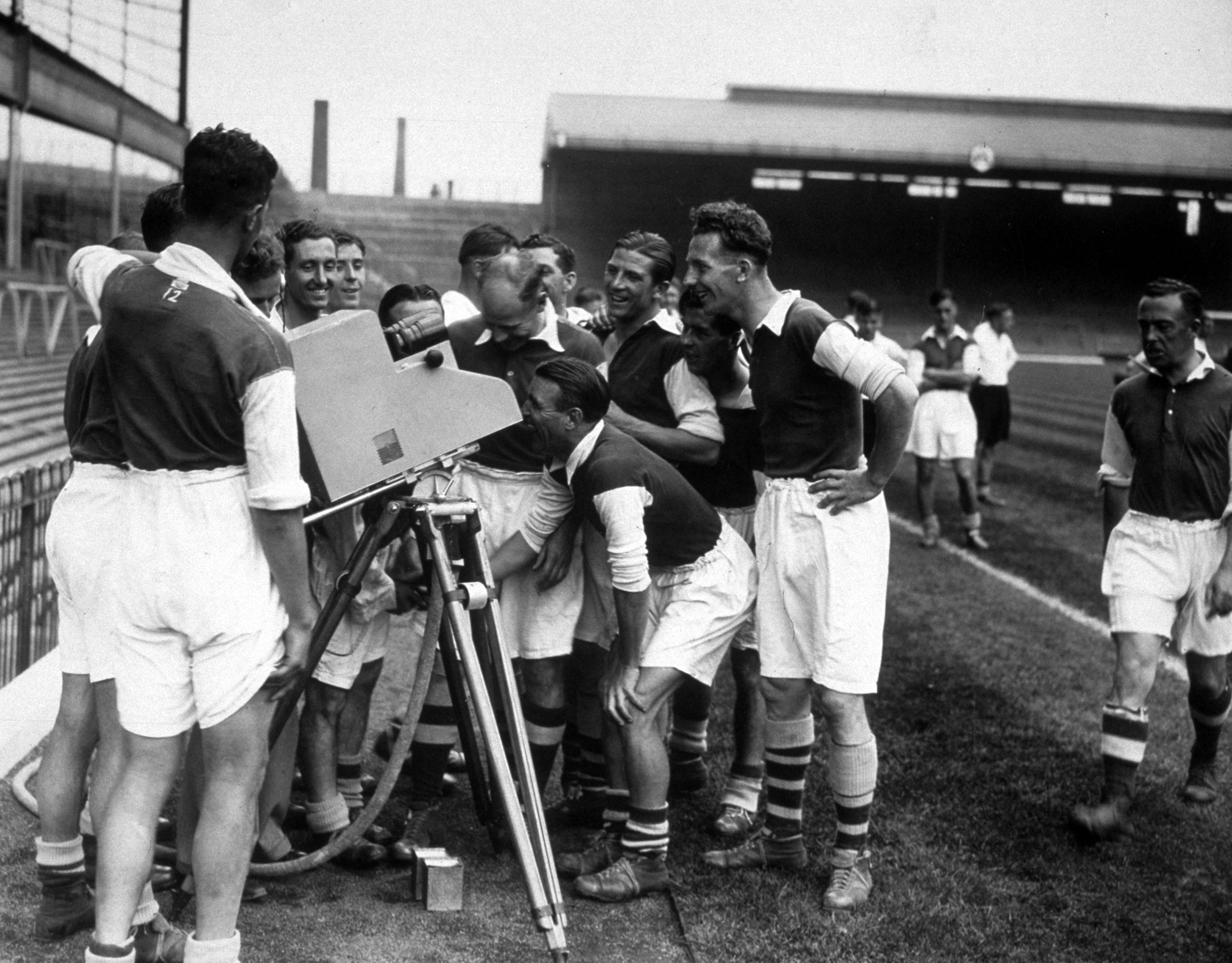 Image result for arsenal vs arsenal reserves 1937