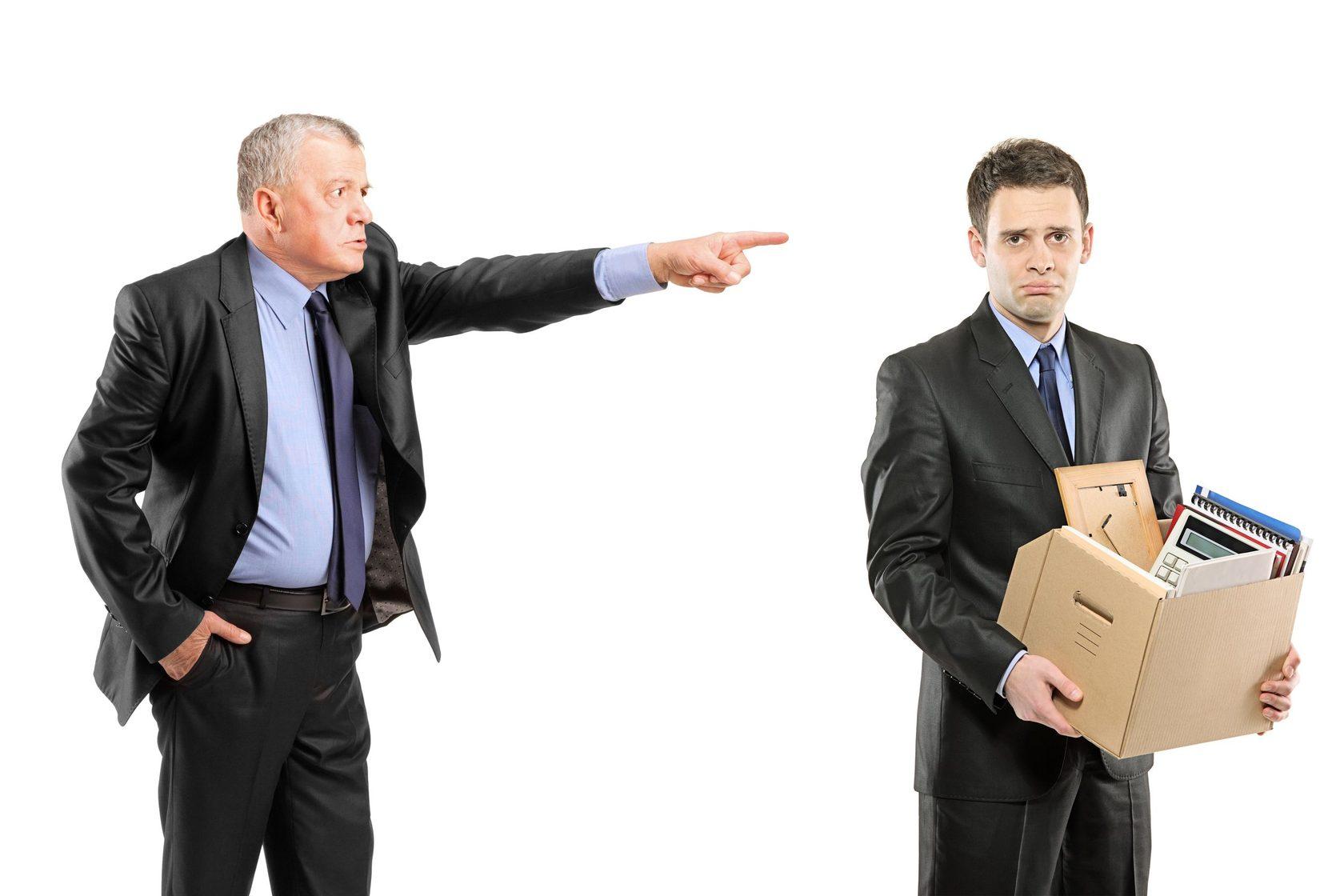 незаконное увольнение, адвокат запорожье
