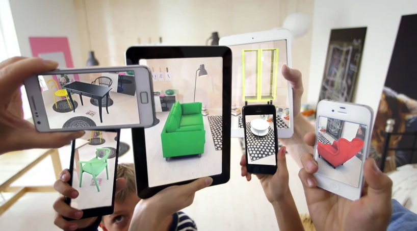 Ikea Has Recently Presented A VR App With Focus On Customizing Virtual  Kitchens And Created An AR Catalog App To Help Customers Imagine How  Certain Pieces ...