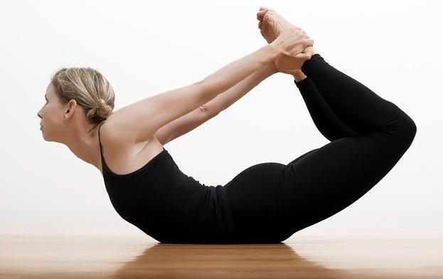 Интервальные тренировки по йоге