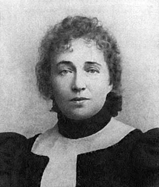 Анна Попова, вторая жена Дмитрия Менделеева