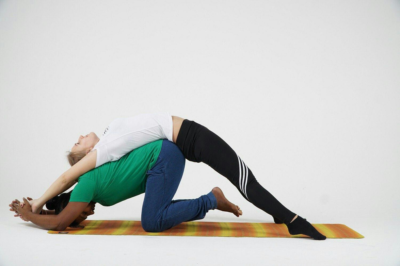 Занятия йога воркаут квест