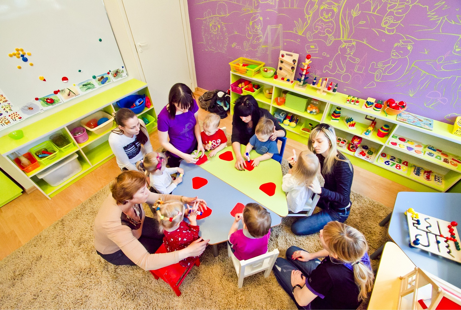 development of kindergarten business 1 introduction the investigation of the thesis proposal was set up in order to create a business plan with the help of clear and well-thou.