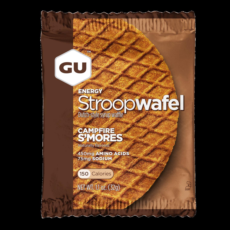спортивное питание gu energy stroopwafel вафли