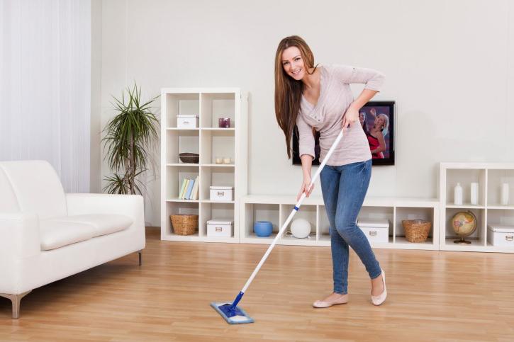 Чем можно мыть ламинат в домашних условиях