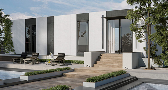 Mighty Buildings Quatro. Floor Area: 984 / 1176 SF Total. Overall Dimensions: 41' x 24' / 24' x 49'. Bedrooms: 2. Bathrooms: 2. Starting at $350,500