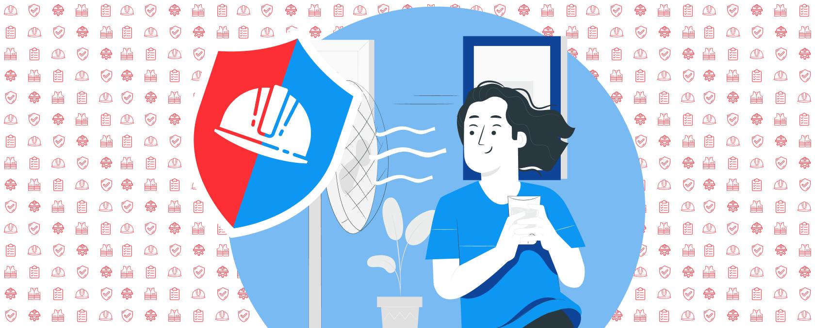 Насколько должен быть сокращен рабочий день в жару?