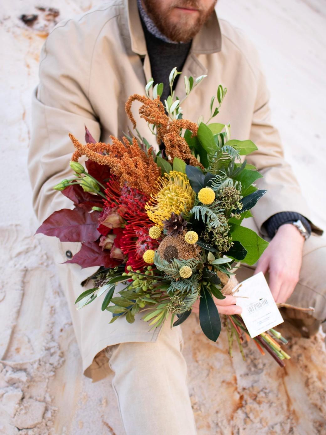 Цветы купить, заказать цветы для мужчин с севастополь