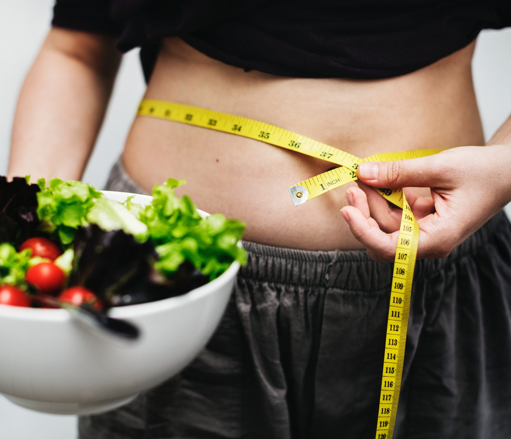 Как правильно похудеть с