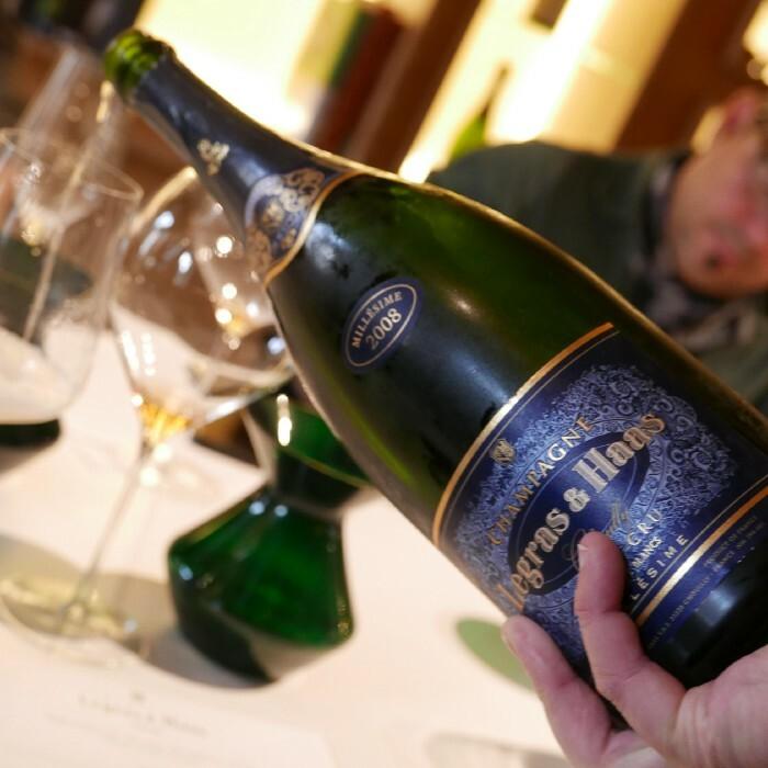 Champagne Legras & Haas 2008 Millesime Magnum