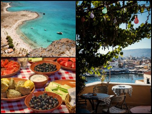 Греция в августе и сентябре