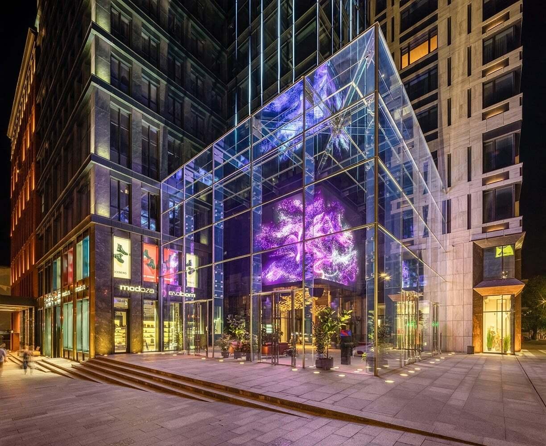 SAGA Development здобули перемогу у LIT Lighting Design Awards (LIT) в категорії Interactive Lighting Projects