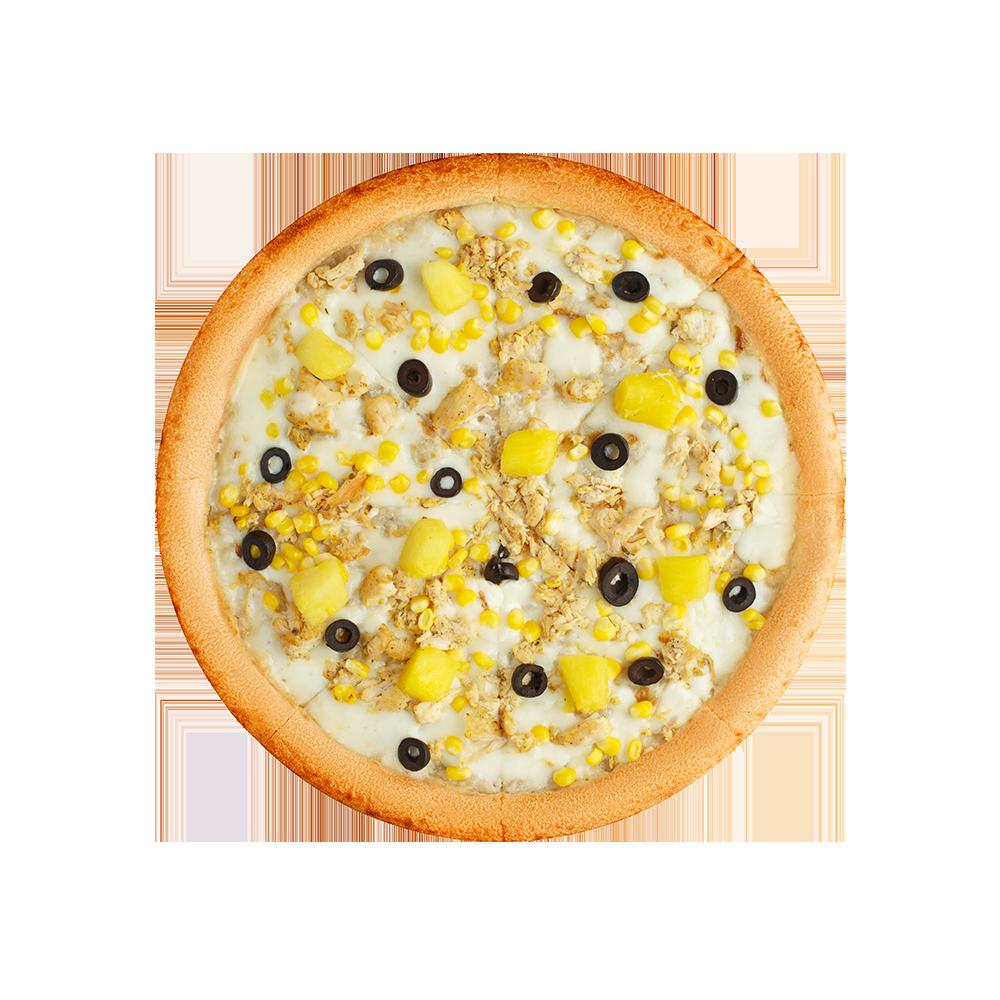 Любиш ананас? Тоді ця піца для тебе