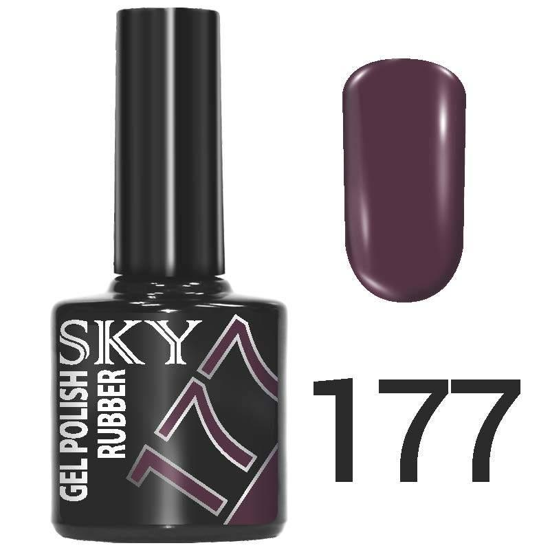 Sky gel №177
