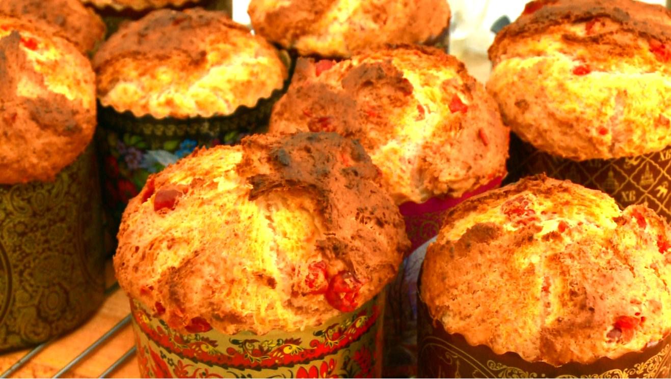 Кулич пасхальный: пасхальные рецепты кулича с наслаждением вкуса (7 рецептов)