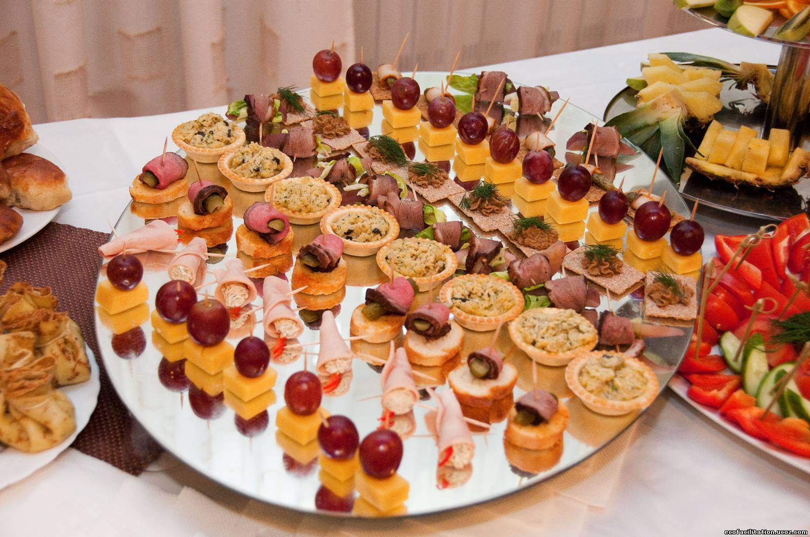 праздник принесет блюда на фуршетный стол рецепты с фото хромченко искренне считает