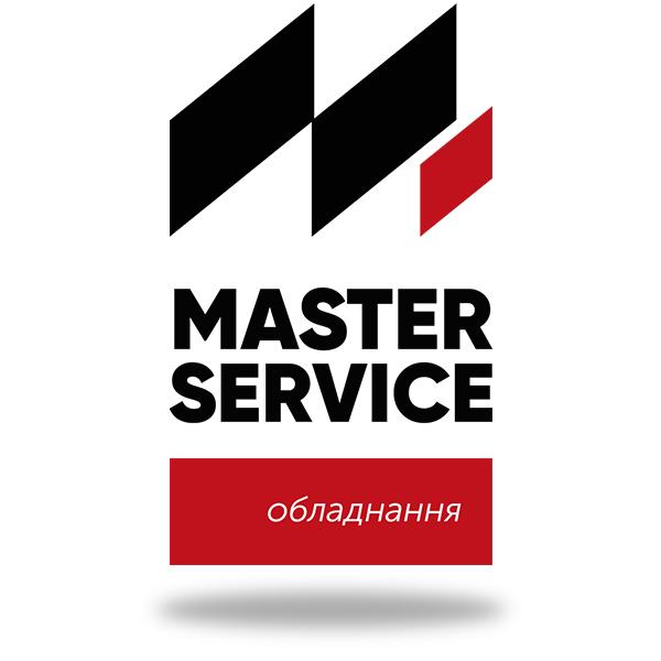 Логотип Master Service обладнання
