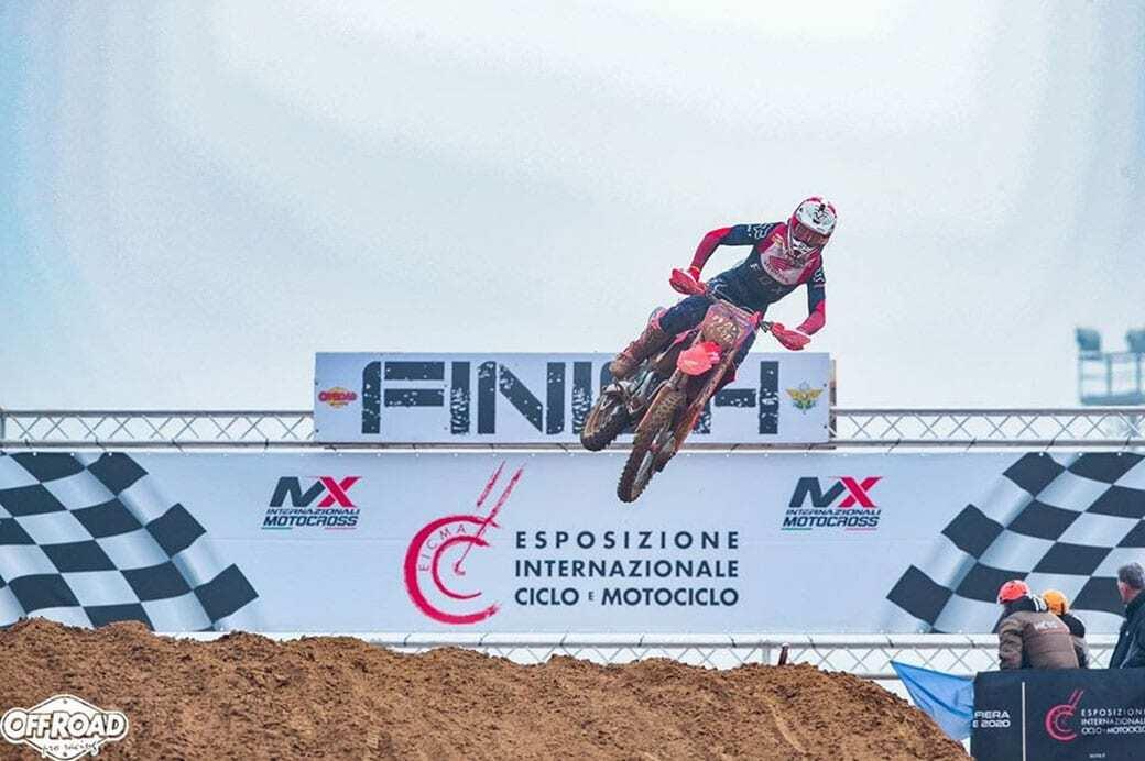 Участники MXGP уже подали заявки на участие в Чемпионате Италии 2021
