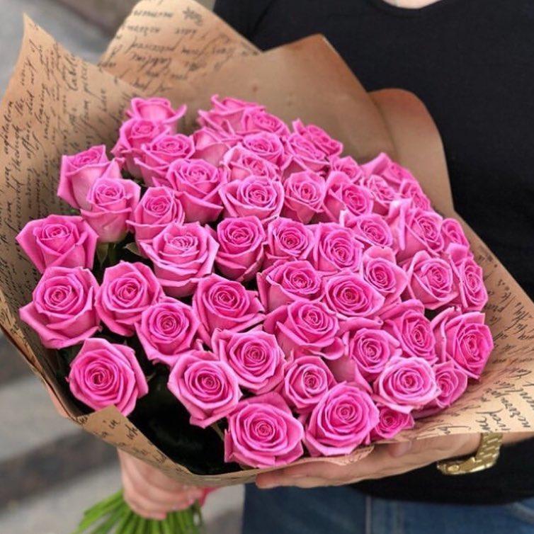 Доставка розы в минске, свадебный