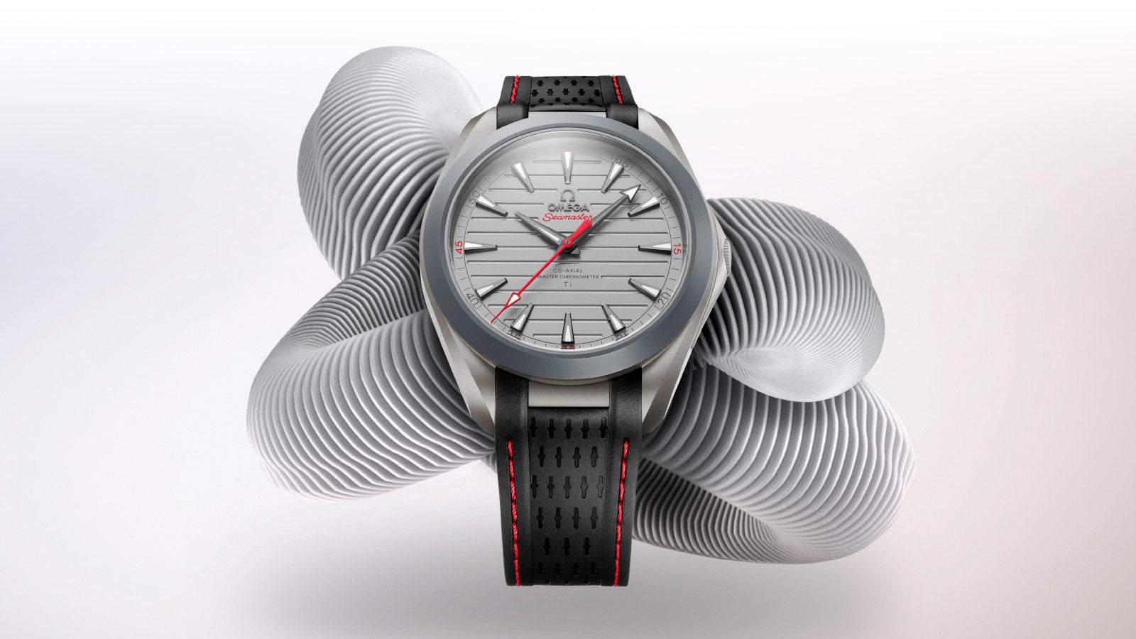 Продать часы Omega - Omega Seamaster Aqua Terra Ultra Light