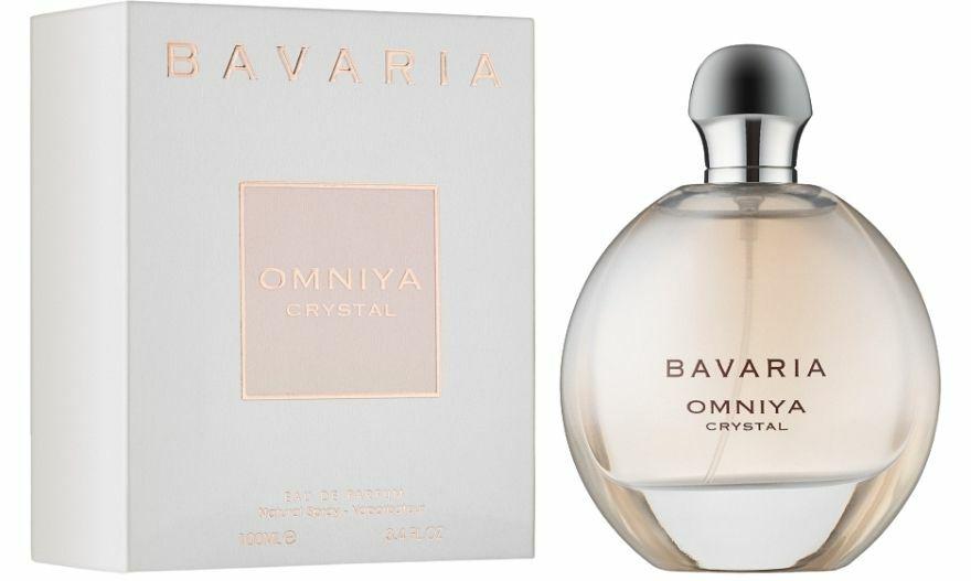 Bavaria Omniya Crystal by Fragrance World  - Arabian, Western and Middle East Perfumes - Muskat Gift Shop Kenya