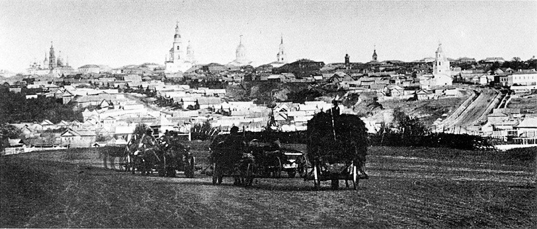 Симбирск  в 1860-е годы