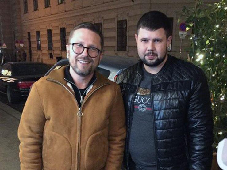 Шарий и Кононенко - фото