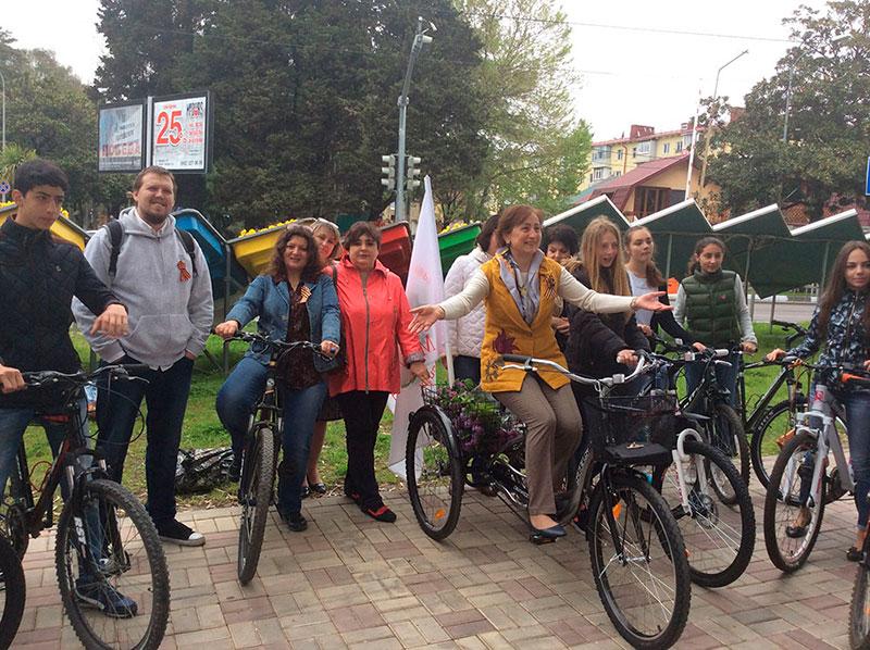 Велопробег-ко-Дню-Победы