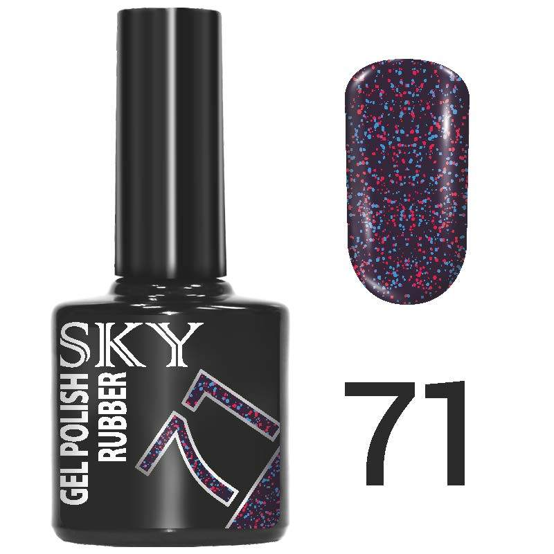 Sky gel №71