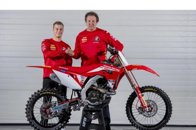 JM Honda Racing объявила состав гонщиков