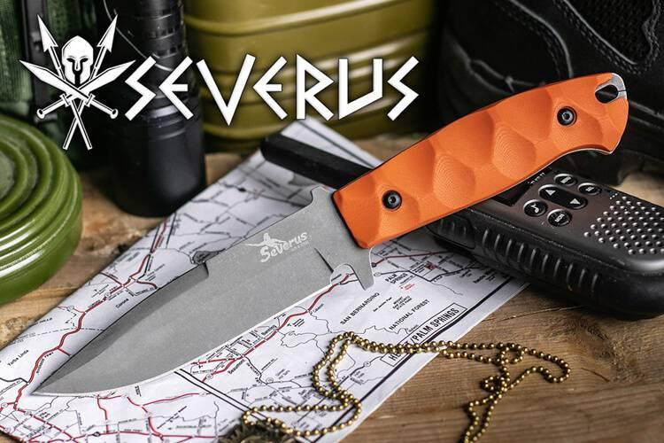 Охотничий нож Kizlyar Supreme, Kizyar Supreme, нож Severus, нож Kizlyar, купить нож Россия, Кизляр Суприм