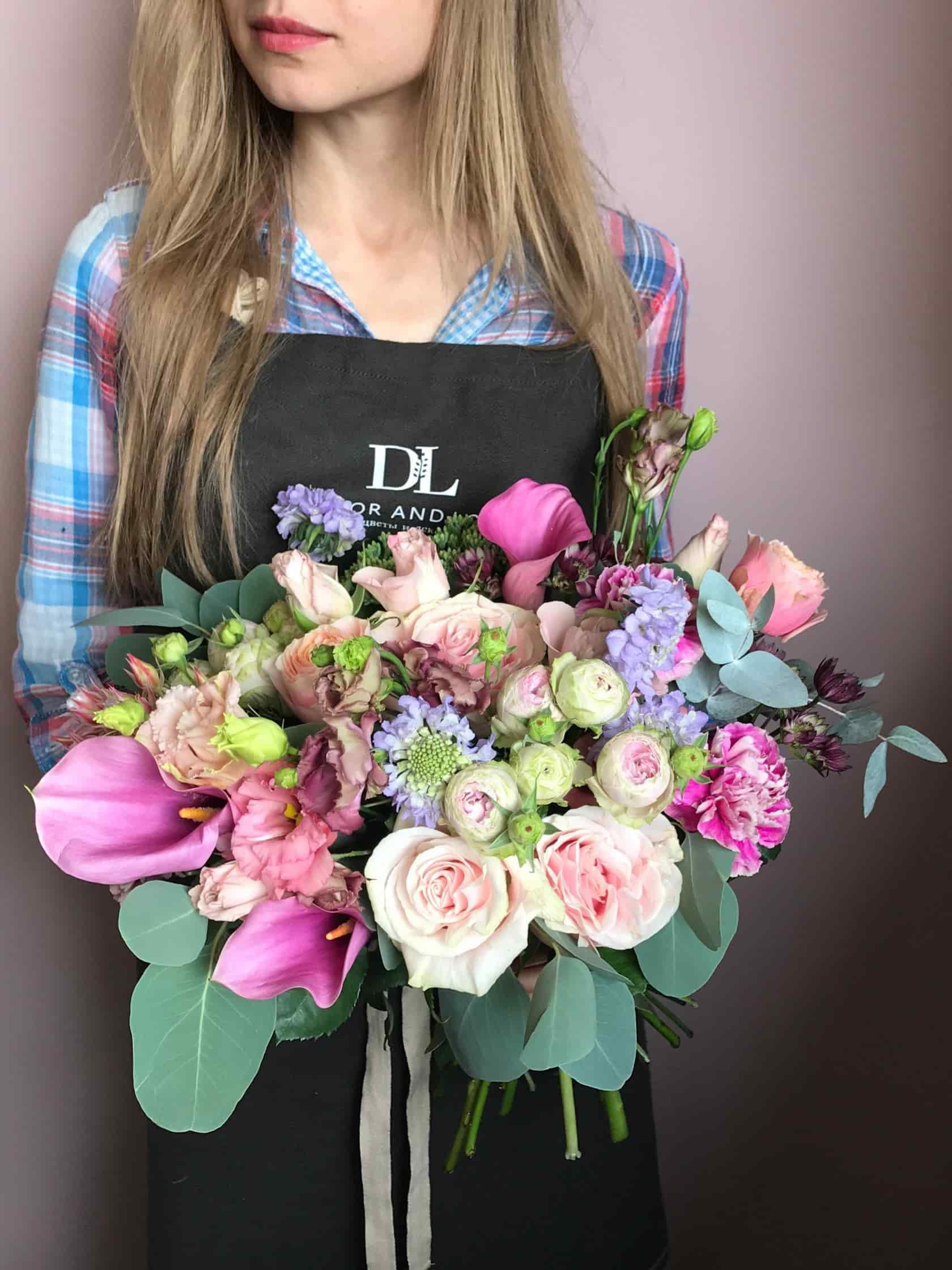 Глины деко, цветы купить в томске