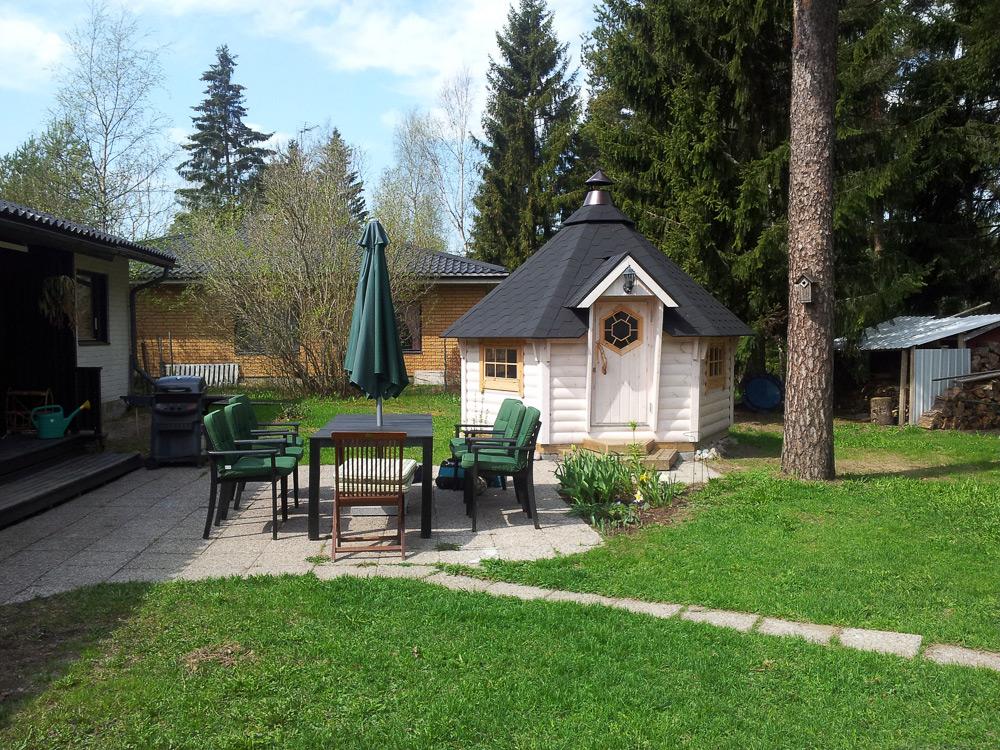 Финский гриль домик «Kota House 9» - описание