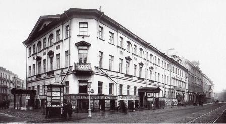 два каменных дома братьев-художников Семена Прокофьевича