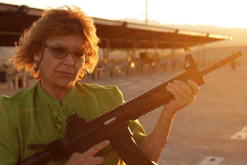 иудейка террористка Шелли Рубин