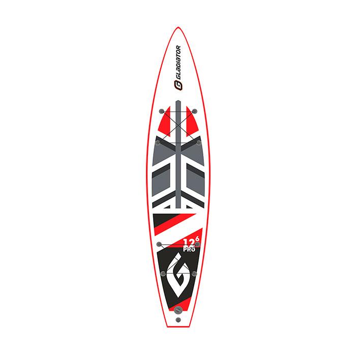 SUP-board Gladiator 12'6 MSL Blue