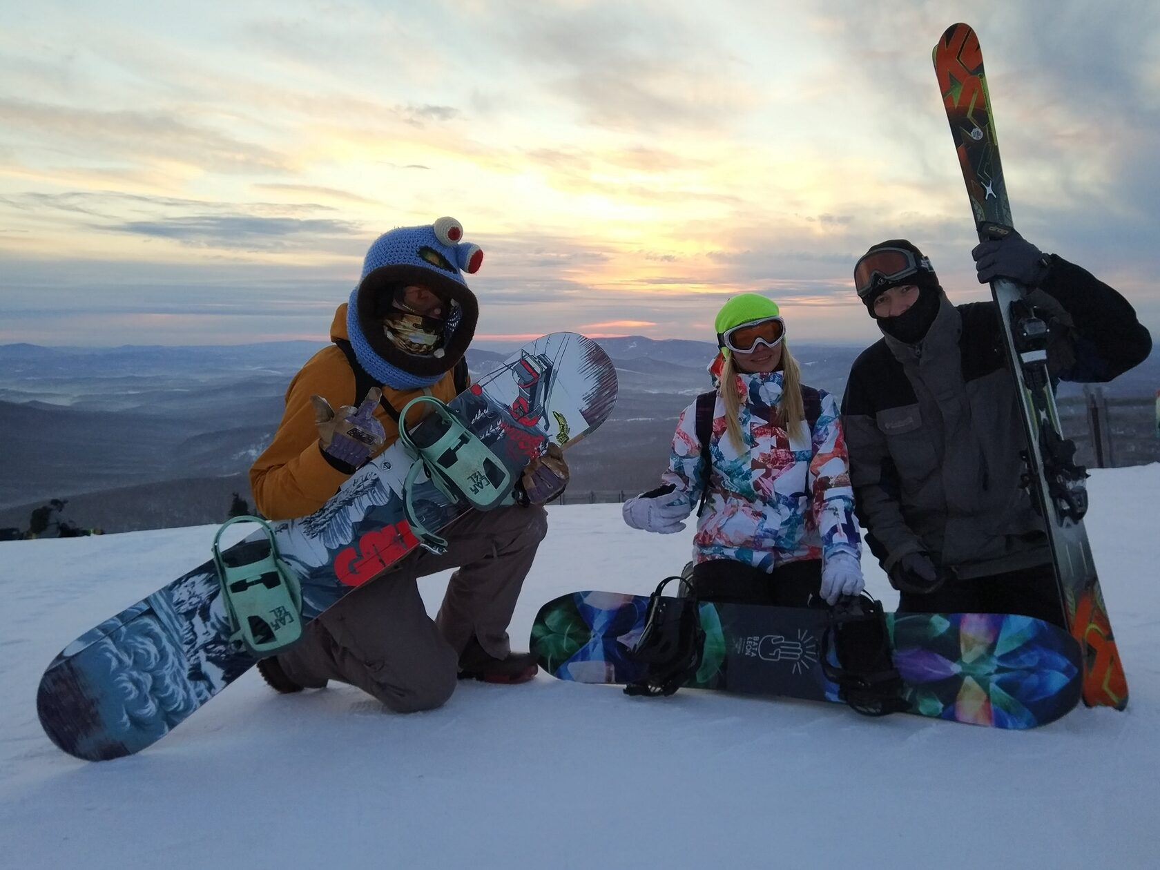 горнолыжные туры 2021