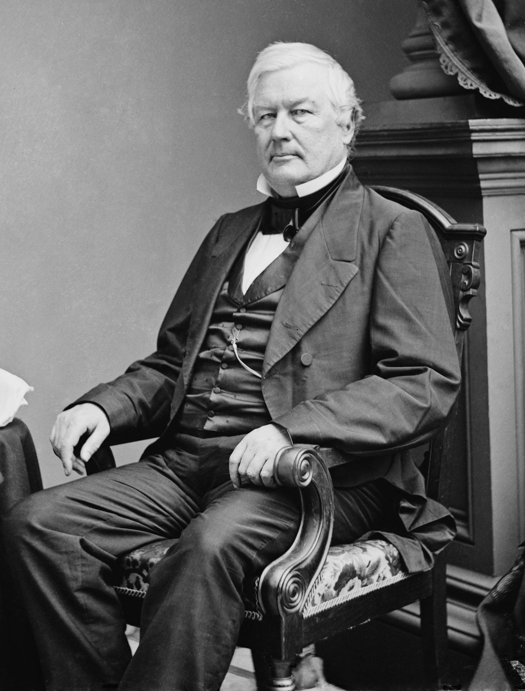 Миллард Филмор, 12-й вице-президент США.