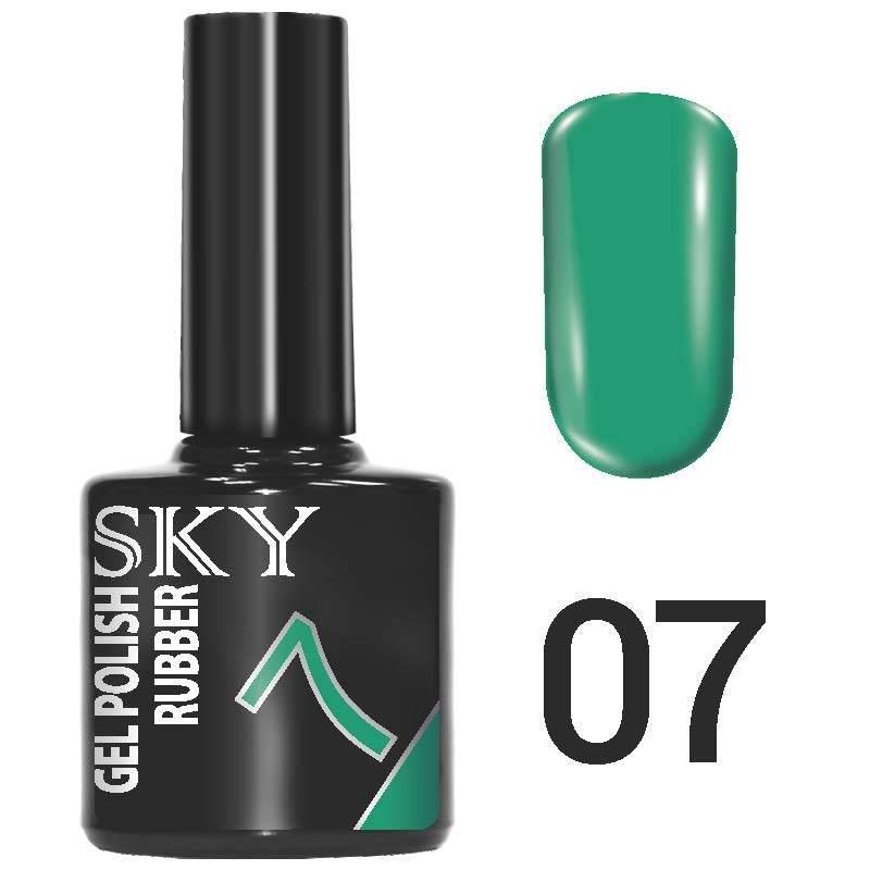 Sky gel №7